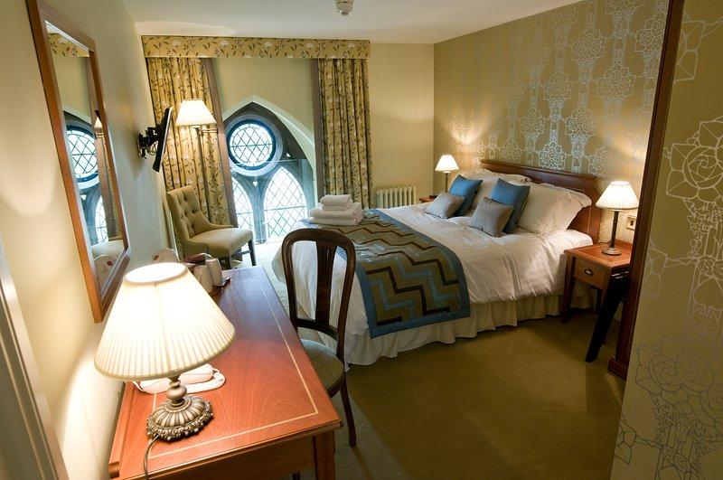 Deluxe Double Bedroom, vacation rental in Skellingthorpe