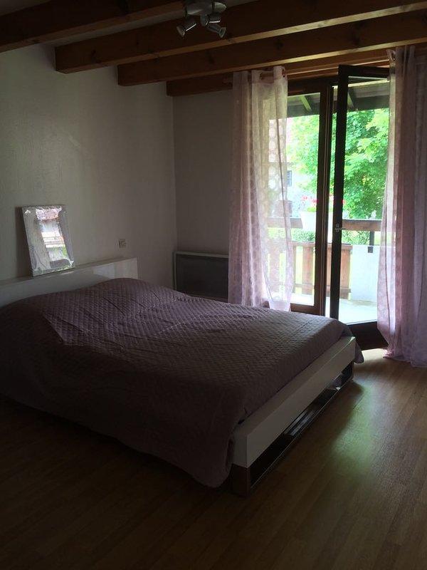 Appartement duplex 5 min du lac, location de vacances à Haute-Savoie