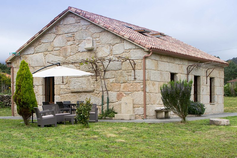 Casa Campino 1921, vacation rental in Carnota