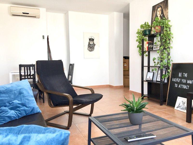 Apartment in Conil de la Frontera, holiday rental in El Palmar de Vejer