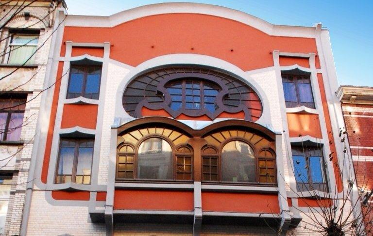 Splendid 1BR Art-Nouveau apartment***, alquiler vacacional en Bruselas