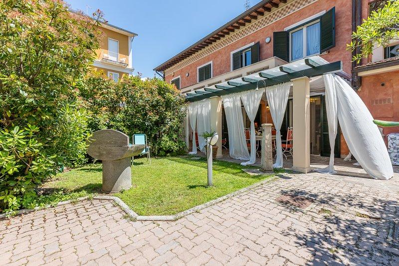 Villa Lucrezia, holiday rental in Pietrasanta