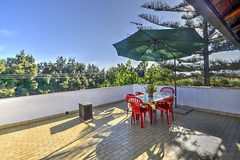 Villa Salice, vacation rental in Francavilla di Sicilia
