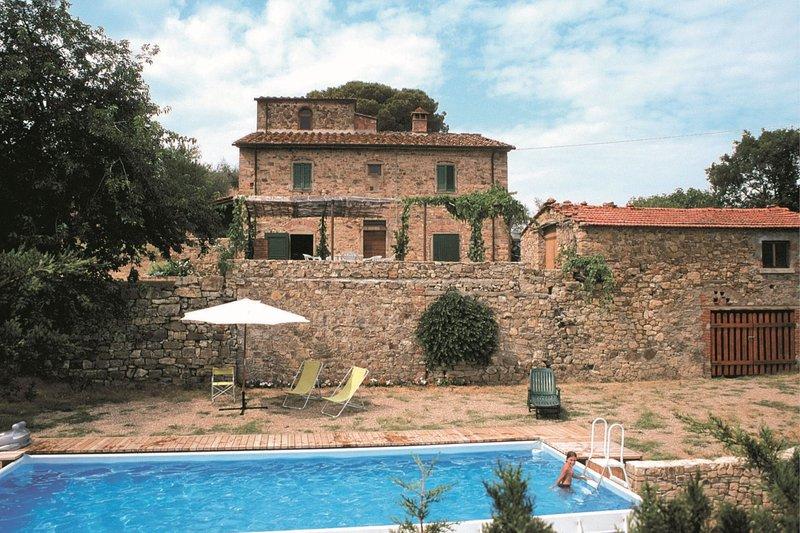 CASA ROSSA, holiday rental in Bibbiano