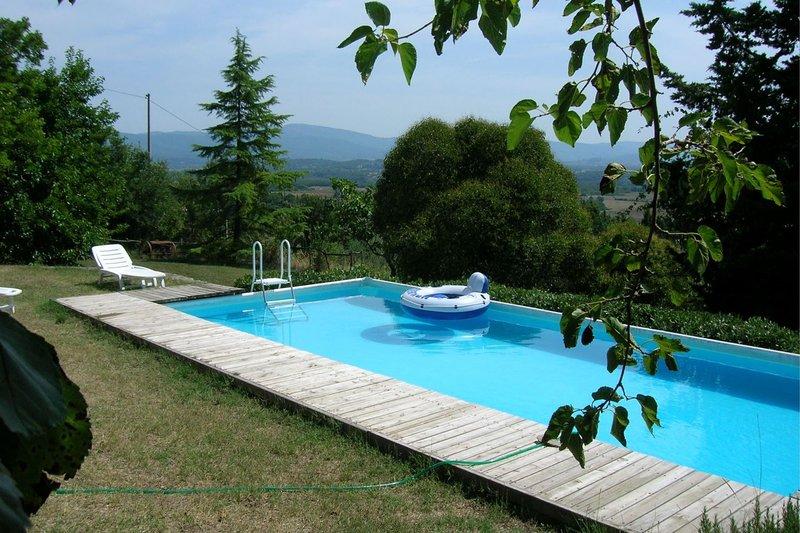 Borgo a Giovi Villa Sleeps 7 with Pool - 5490392, casa vacanza a Gello Biscardo