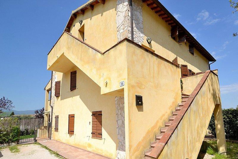 Casa Geranio A, holiday rental in Baiano