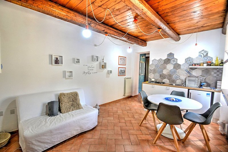 Spoleto Villa Sleeps 4 - 5625659, holiday rental in Spoleto