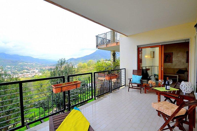 Appartamento Armonica, casa vacanza a Capezzano Inferiore