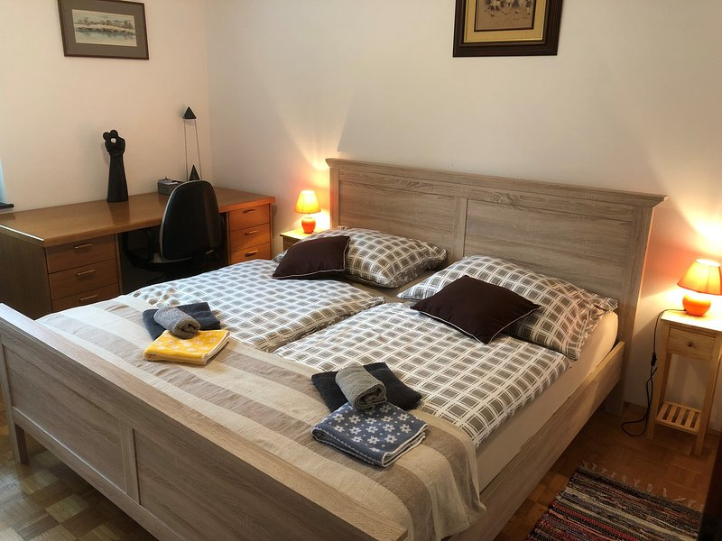 One bedroom apartment Rikli Bled, vacation rental in Brezje