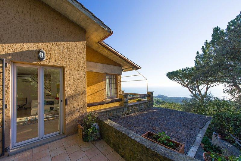 Castiglione della Pescaia Apartment Sleeps 4 - 5310910, location de vacances à Castiglione Della Pescaia