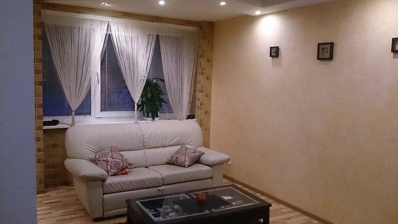 2 room apartment near Svyturys arena, holiday rental in Priekule