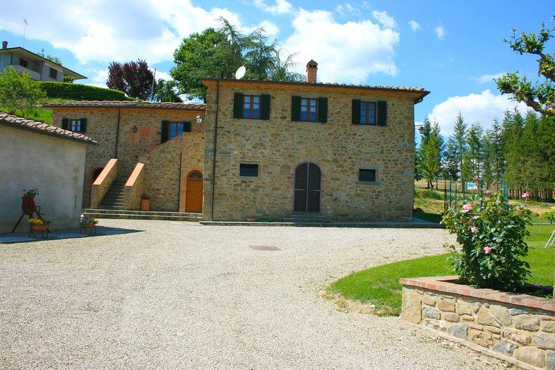 CASA ANTICA, aluguéis de temporada em Monte San Savino