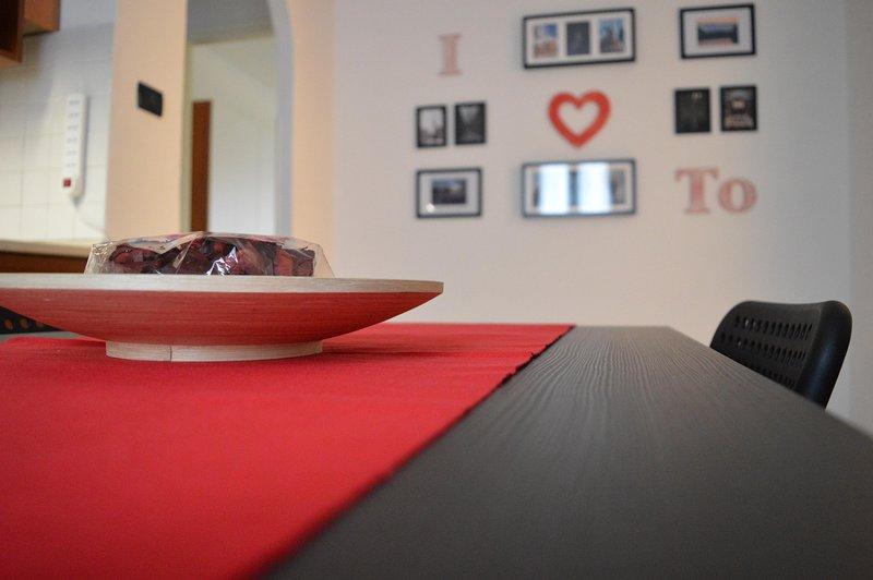 Luminoso e Accogliente appartamento, vacation rental in Carignano