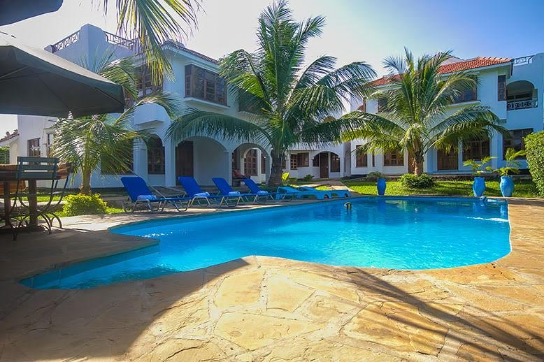 Diani Breeze villas,home away from home