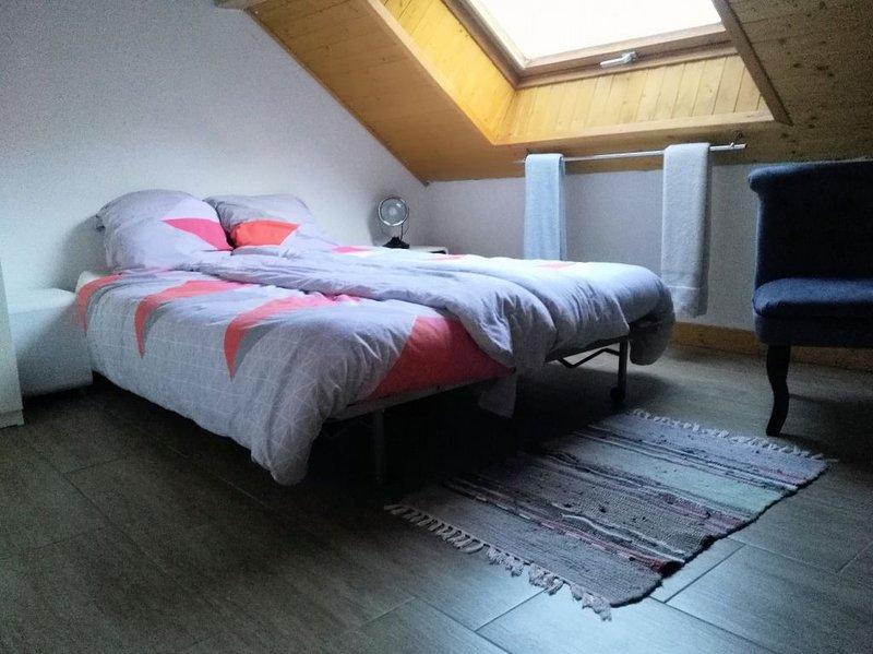 Chambre d'hôte entre Genève et Annecy -B, location de vacances à Bellegarde-sur-Valserine