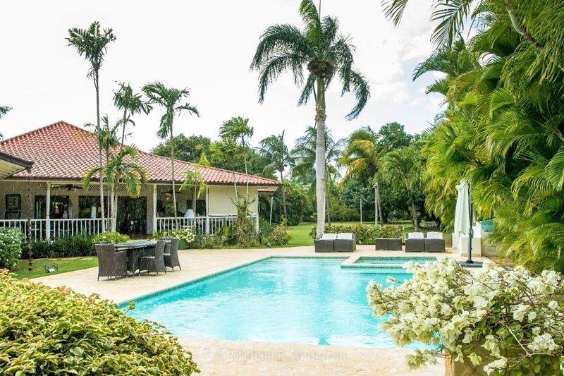 Casa de Campo Lagos Villa with Private Pool ✔️, location de vacances à La Romana