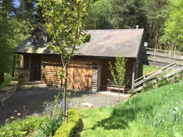 The Barn at Lower Beach, holiday rental in Bishops Castle