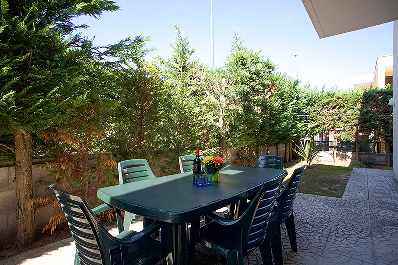 Casa vacanze per famiglie giardino privato m116, vacation rental in Melendugno