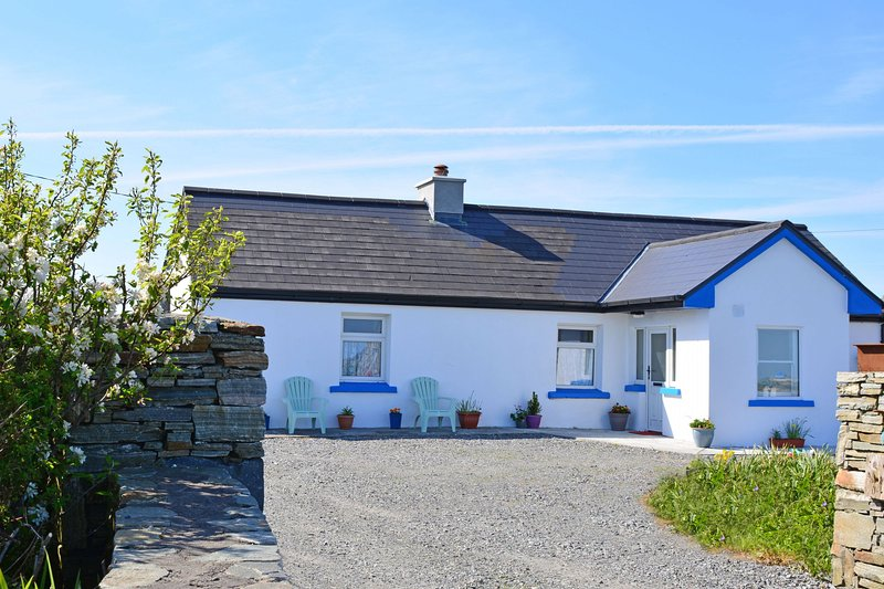 Cottage 312 - Ballyconneely - 3 Bed Traditional Cottage sleeps 6, holiday rental in Ballyconneely