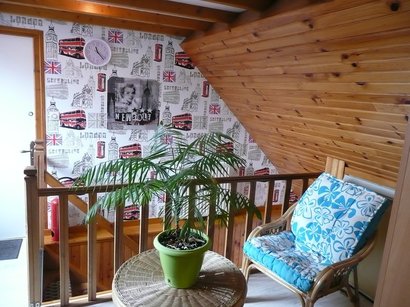 Amazing studio with terrace & Wifi, alquiler vacacional en Merlimont