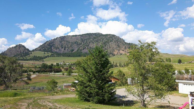 Disfrutar de la vista del Cerro Negro!
