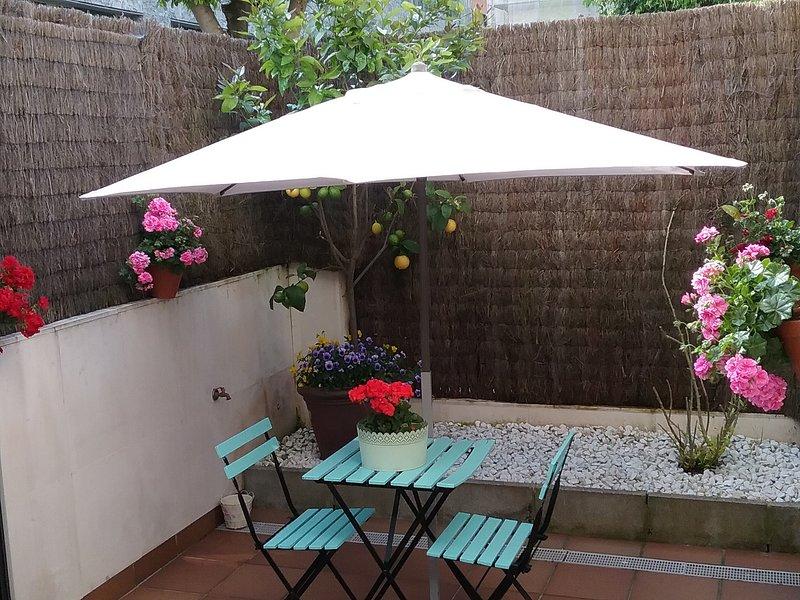 Bonito apartamento con 2 terrazas y garaje. Junto al Palacio de Congresos Oviedo, holiday rental in Pando