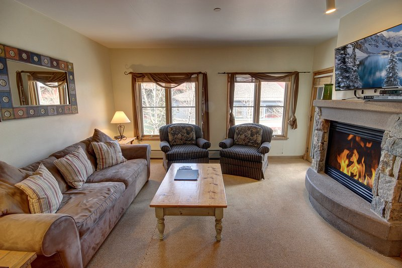 Gorgeous vacation condo at Jack Pine