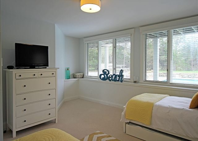 Another view of first floor Twin bedroom