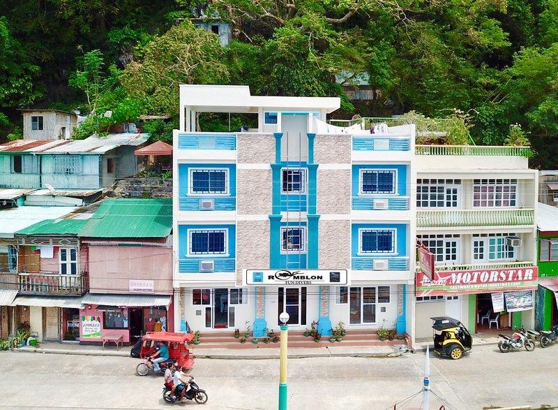 Romblon Fun Divers & Inn, vacation rental in Romblon Island