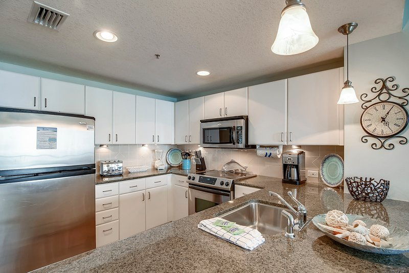 Grand Panama 1808-Fully Equipped Kitchen Area