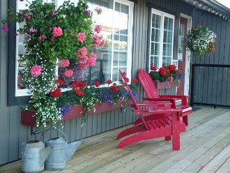 Driftwood by the Sea Inn, holiday rental in Campbell River