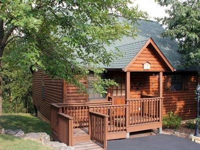 Wild Rose Cabin, alquiler de vacaciones en Branson