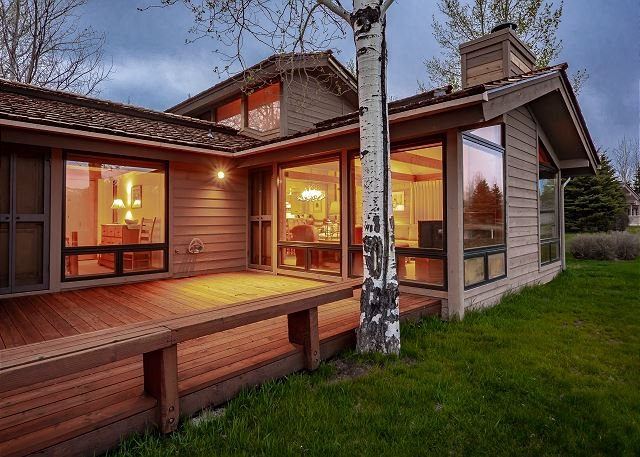 Peaceful condo in a great location near Grand Teton National Park!, location de vacances à Jackson