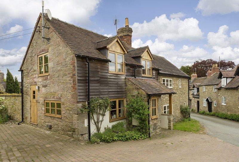 New Inn Cottage, Ferienwohnung in Church Stretton