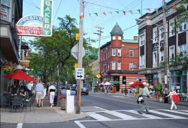 Welcome to your home in Little Italy, holiday rental in Cleveland