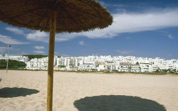 Playa de los Bateles. Conil (Cadiz).
