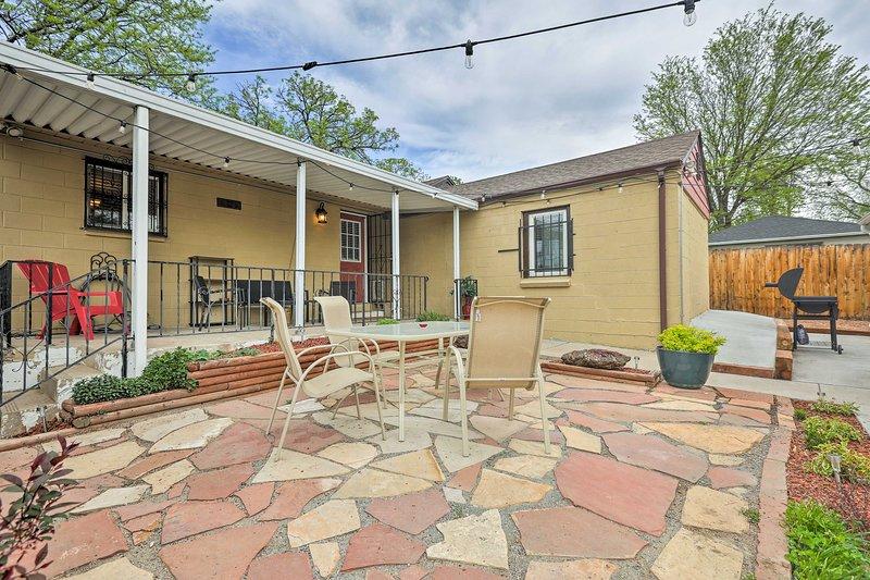 Explora Denver de esta casa de vacaciones en el corazón del West Colfax!