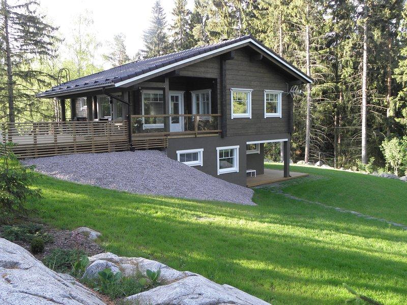 Kriipi's Cottages - Villa Lepolahti, holiday rental in Tavastia Proper