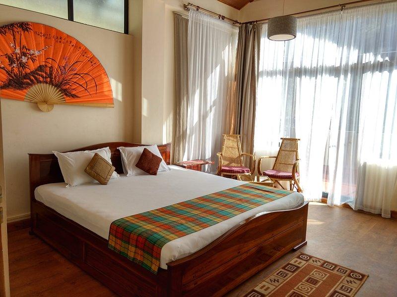 The Pine Room at Sha Ri Loum, alquiler vacacional en Meghalaya