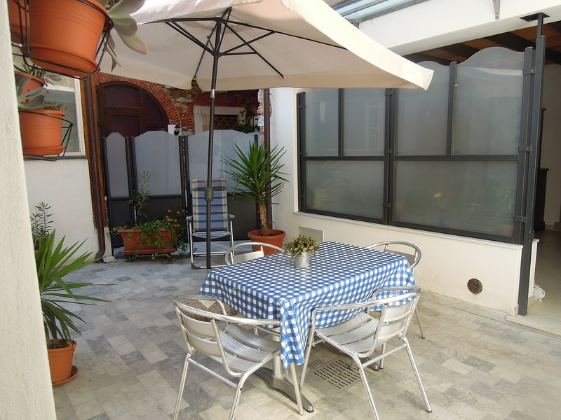 Case Vacanze Corte Navari in centro, holiday rental in Pietrasanta