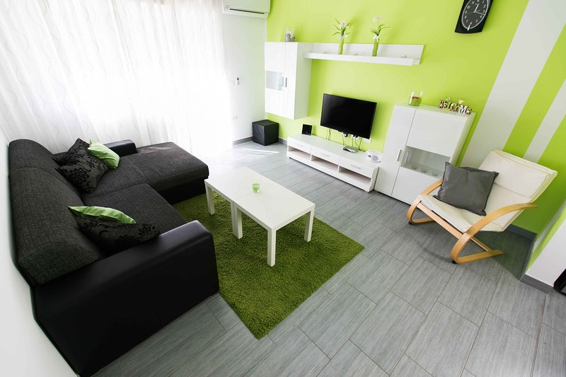 Emerald SOCA Apartment, vacation rental in Stregna
