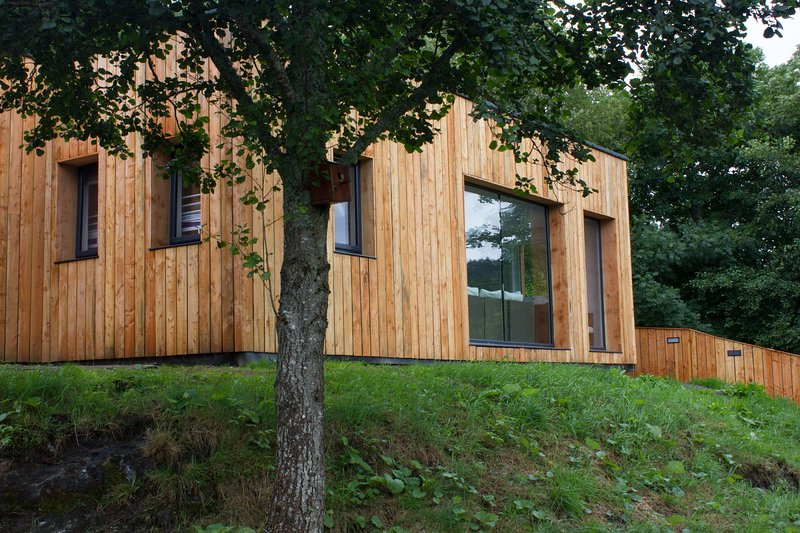 Boreland Loch Tay Cabin, holiday rental in Loch Tay