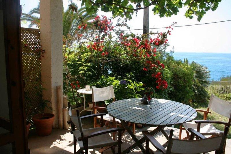 Casa con encanto junto al faro, holiday rental in Altafulla