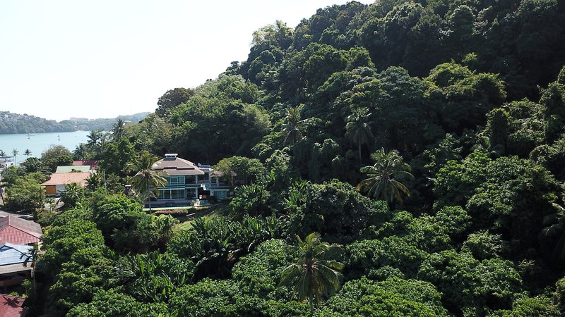 Nestled into the jungle yet close to beaches and local amenities