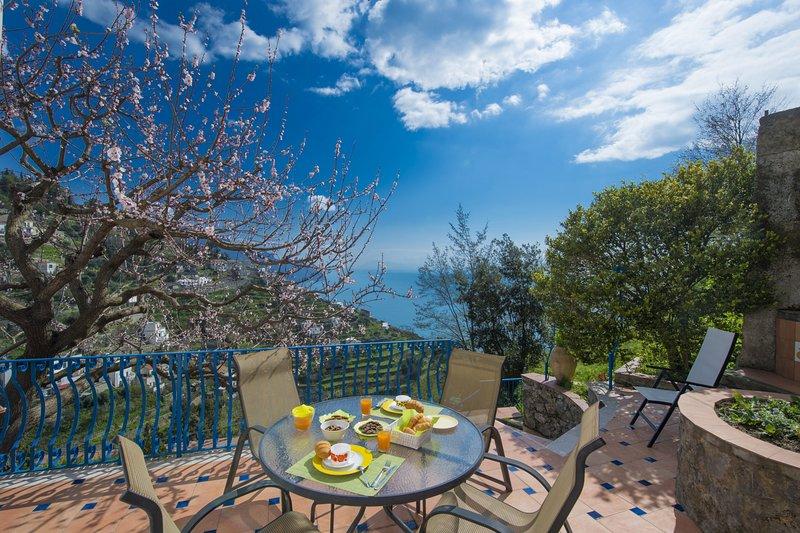 Casa Pina, alquiler de vacaciones en Amalfi