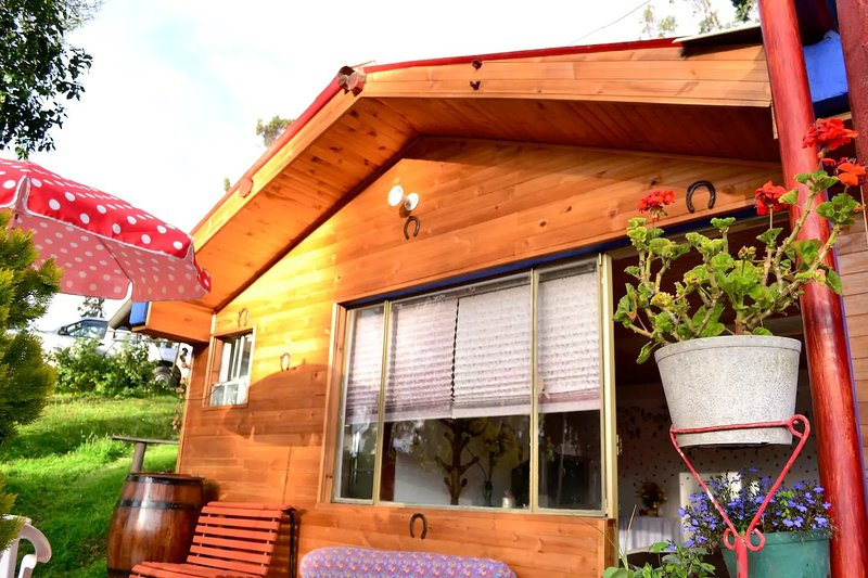 Casa del Oeste, holiday rental in Iza