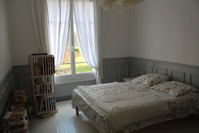 Au coeur des châteaux de la Loire, location de vacances à Villandry
