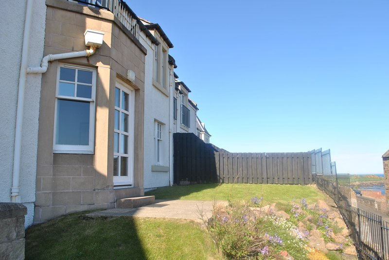 Puffins' Neuk forms part of an exclusive development which sits atop the brae leading to the harbour