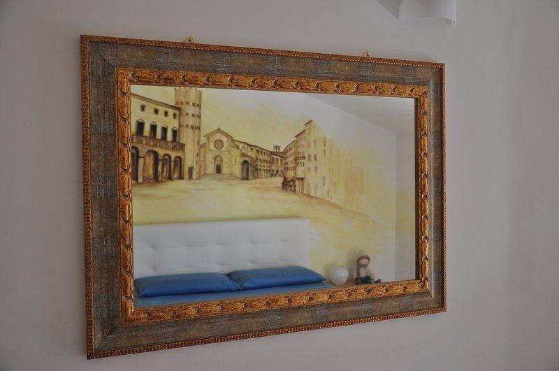 CASA BRUNELLA - SPLENDIDA RESIDENZA NEL CUORE DI ORVIETO CON POSTO AUTO, location de vacances à Orvieto