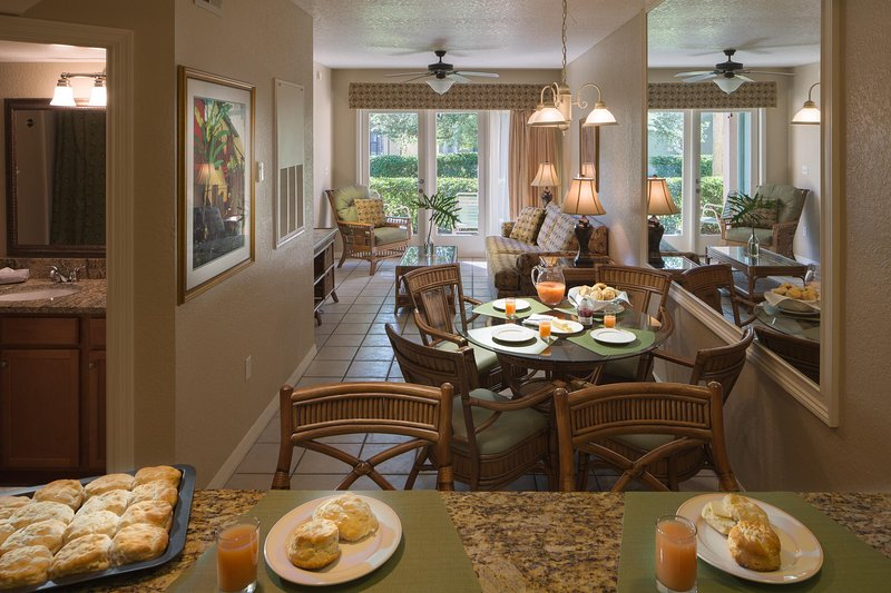 Vacation Villas Dining Area